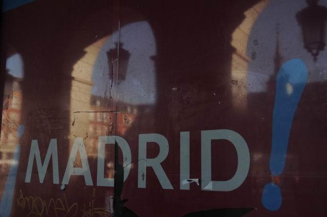 apage x Lucian Muntean x a travel / Madrid