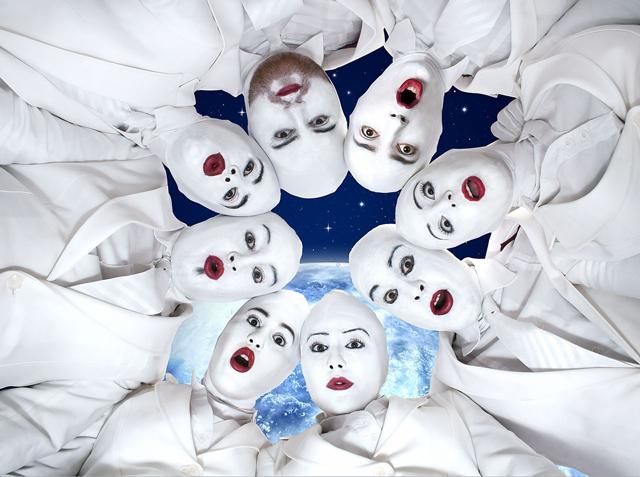 VOCA PEOPLE, fenomenul muzical Off-Broadway, concertează la Sala ArCuB București