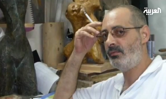 Syrian sculptor Wael Kaston tortured to death