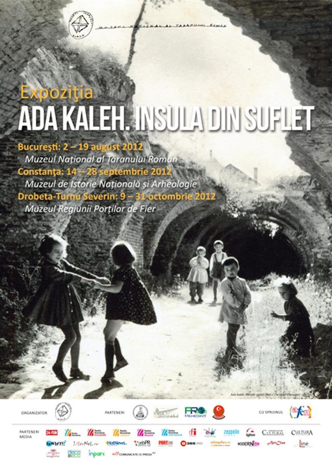 Ada Kaleh. Insula din suflet @ Muzeul Naţional al Ţăranului Român