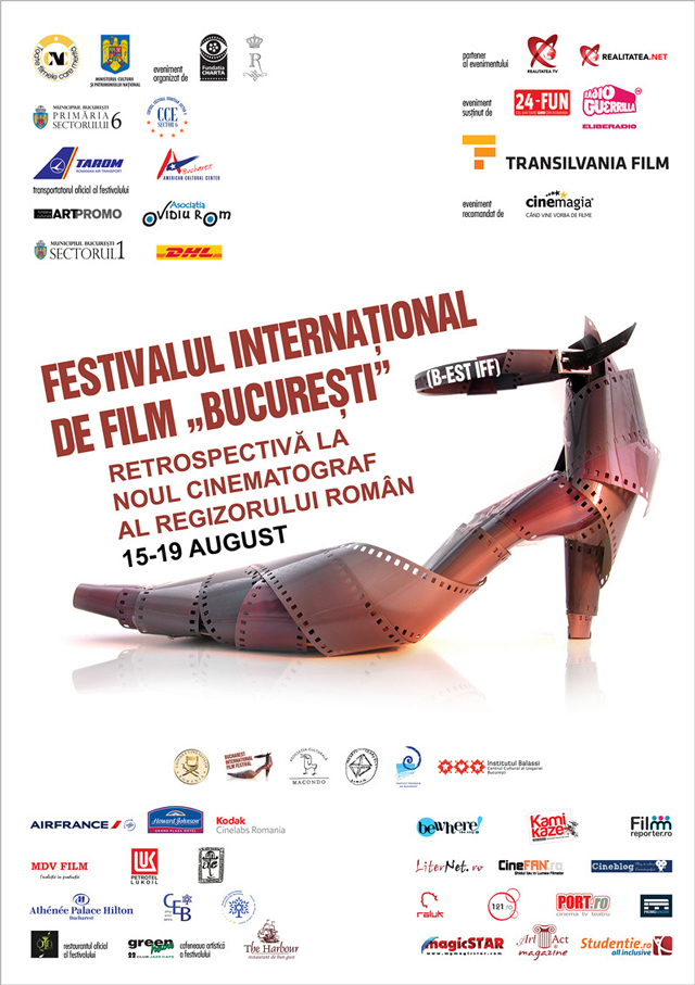 Retrospectivă: Festivalul Internaţional de Film Bucureşti @ Noul Cinematograf al Regizorului Român