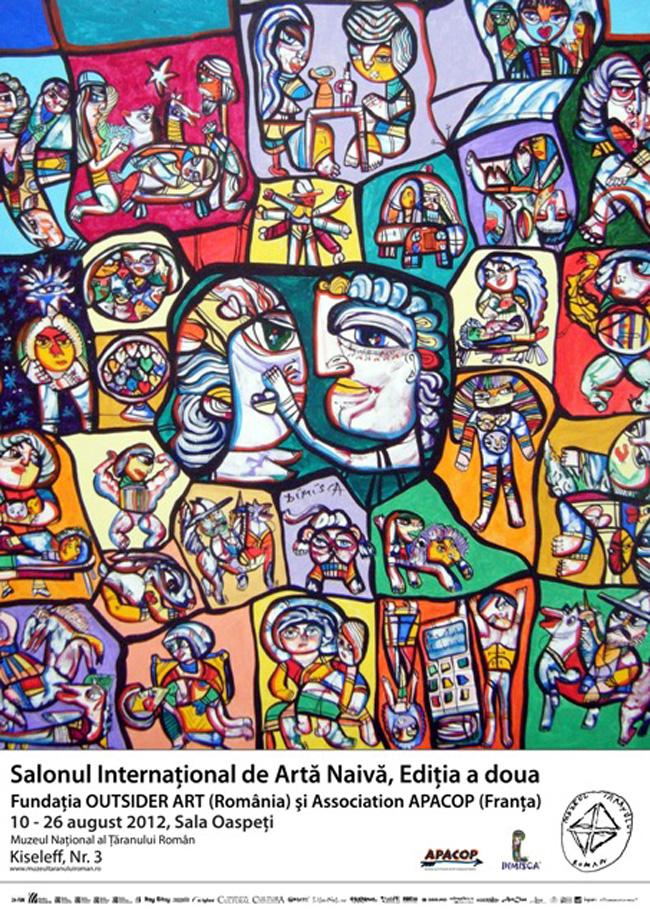 Salonul internaţional de artă naivă şi outsider art @ Muzeul Naţional al Ţăranului Român