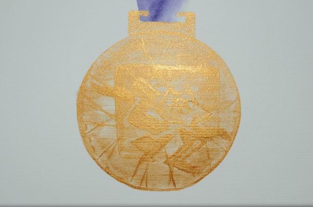 Medalia olimpica de aur