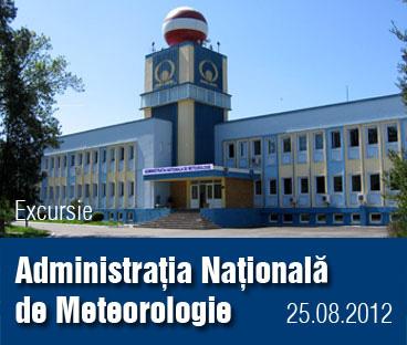 Excursie foto: în vizită la stația meteo Băneasa