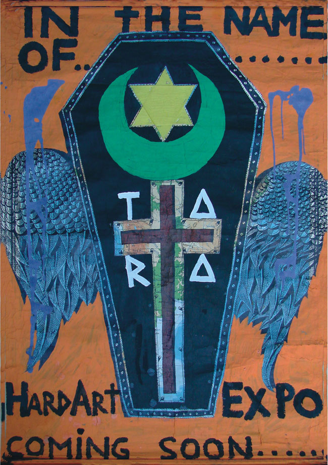 "Anaid Art Gallery prezintă ""In the Name of…"" semnată Tara (von Neudorf) la Strabag Artlounge Viena, Austria"