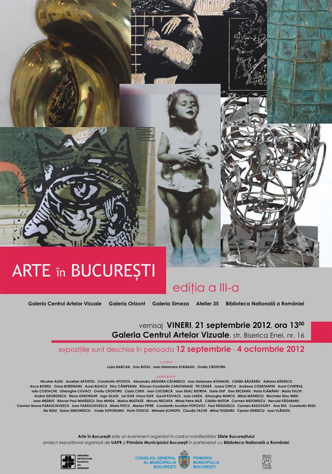 Arte în Bucureşti 2012 ediția a III-a