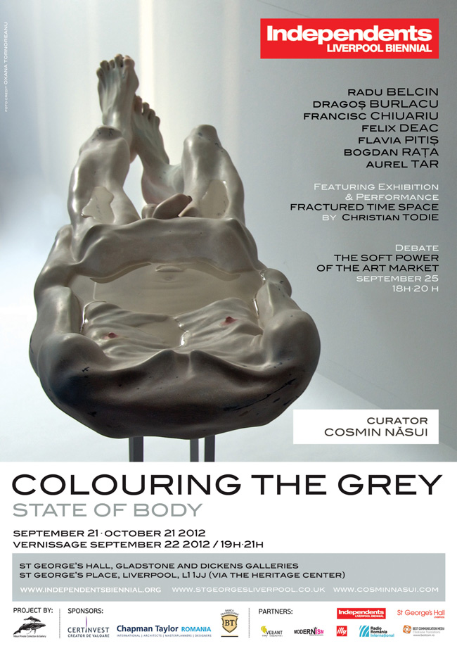 Colouring the Eastern European Grey at Independents Liverpool Biennial 2012