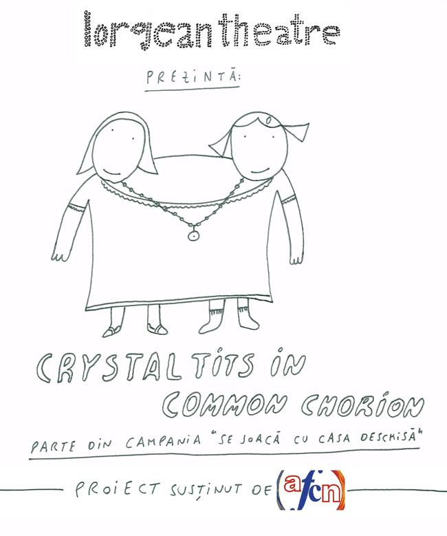 Crystal Tits la lorgean theatre