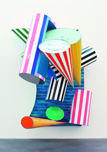 Frank Stella: The Retrospective @ Kunstmuseum Wolfsburg