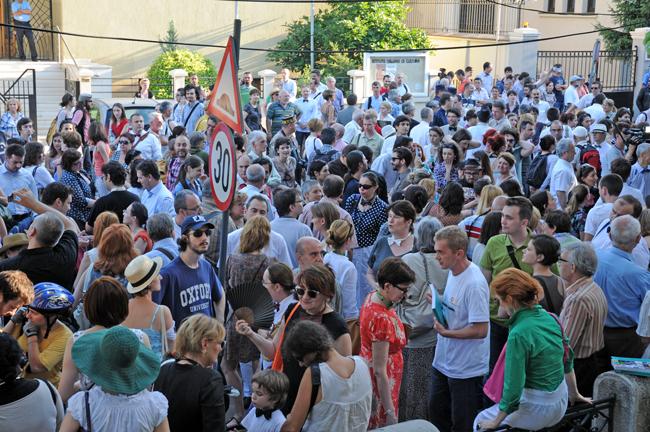 """Flashmob – """"ați zidit cultura vie"""" – marți la 13:00 la Ministerul Finanțelor Publice"""