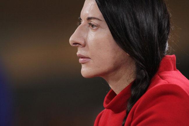 """Premieră la București – """"Marina Abramović. The Artist Is Present"""""""