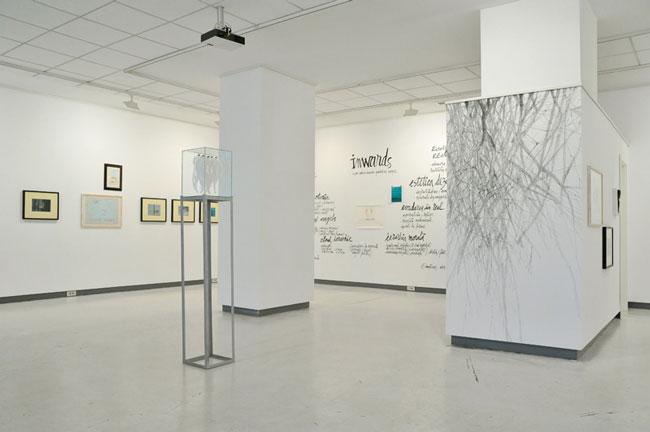 """Mircea Stănescu """"Inwards"""" @ Galeria Calina, Timișoara, galerie de imagini"""
