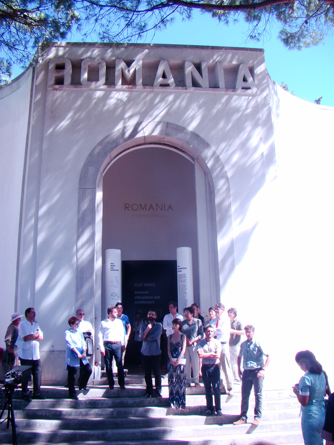 History of Romanian Participations at Venice Biennale
