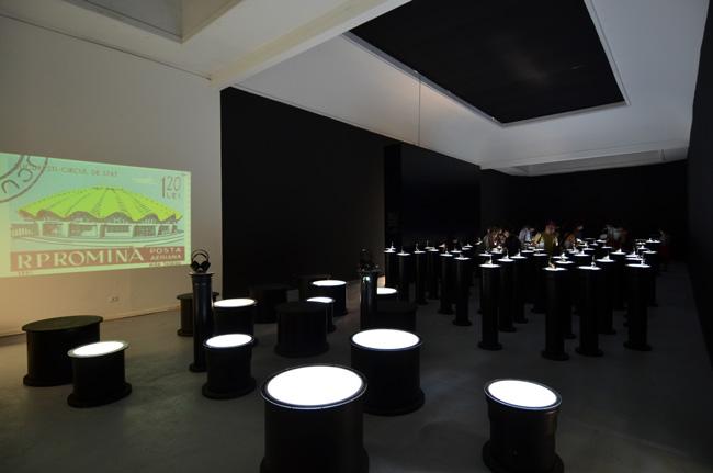 Pavilionul României la Bienala de Arhitectură de la Veneția 2012