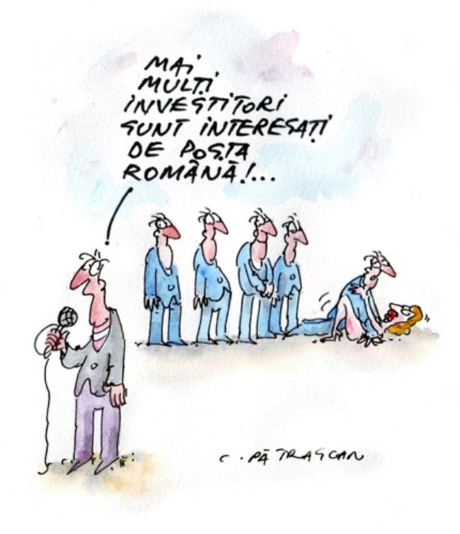 Mai mulți investitori sunt interesați de Poșta Română!…