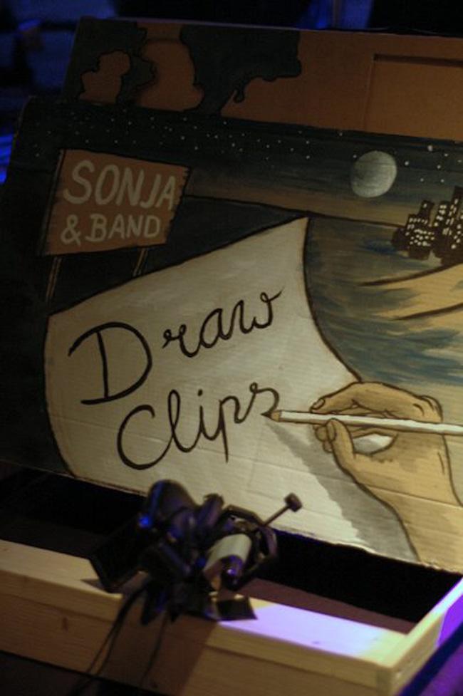 Sonja & Band – un show inedit închide Anim'est 2012