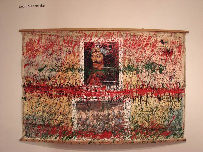 "Tara (von Neudorf) ""Raving History"" @ Anaid Art Gallery, București, galeria de imagini"