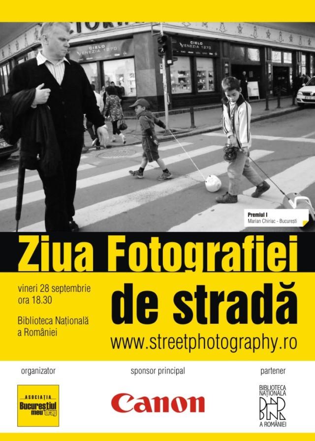 Ziua Fotografie de strada – premierea castigatorilor si vernisajul expozitiei