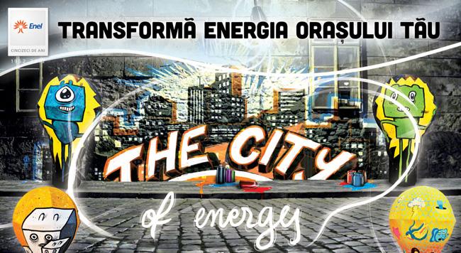 City of Energy revine! Transformă energia orașului tău!