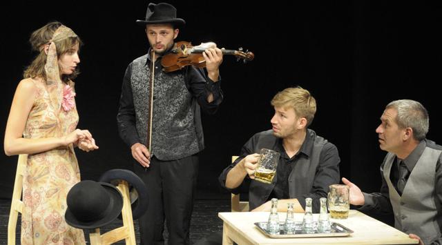 Teatrul Anton Pann din Râmnicu Vâlcea în turneu la Berlin