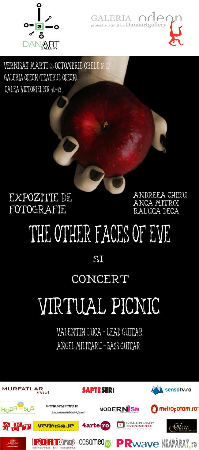 Andreea Chiru, Raluca Deca și Anca Mitroi @ Galeria Odeon, București