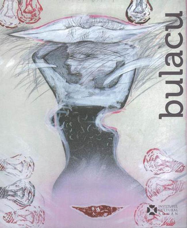 Album monografic Aurel Bulacu editat de Institutul Cultural Român