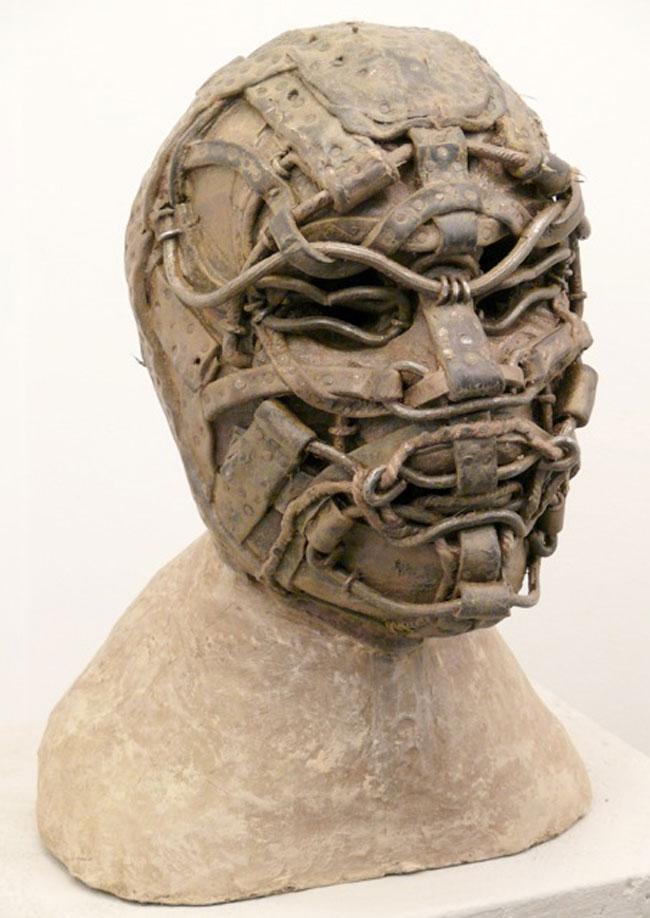 Un cyberpunk organic – Fantasma lui Gaál József @ BÁZIS – contemporary art space Cluj-Napoca