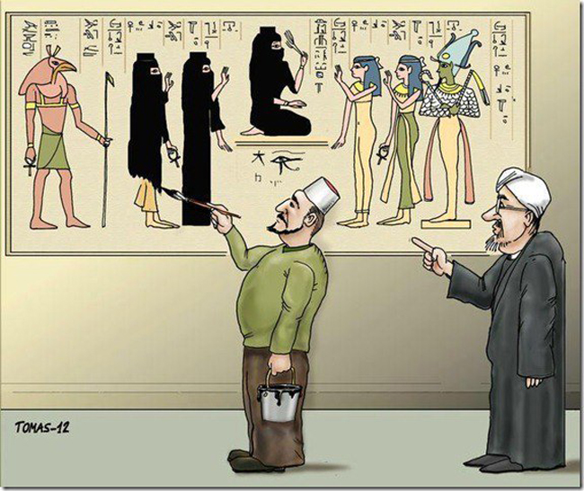 Egipt under new management!