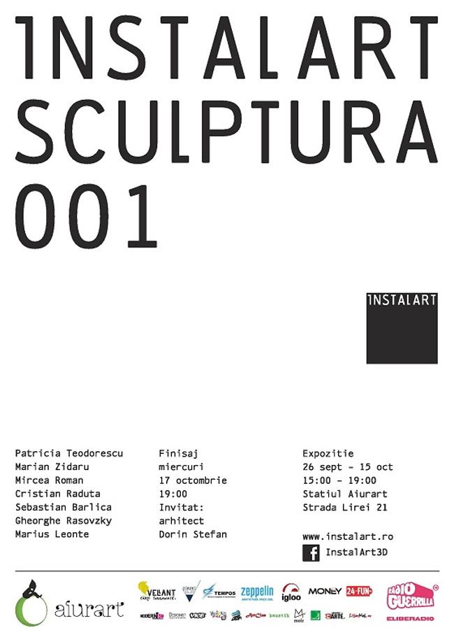 Finisaj/ instalart/ sculptură 001 @ Aiurart, București