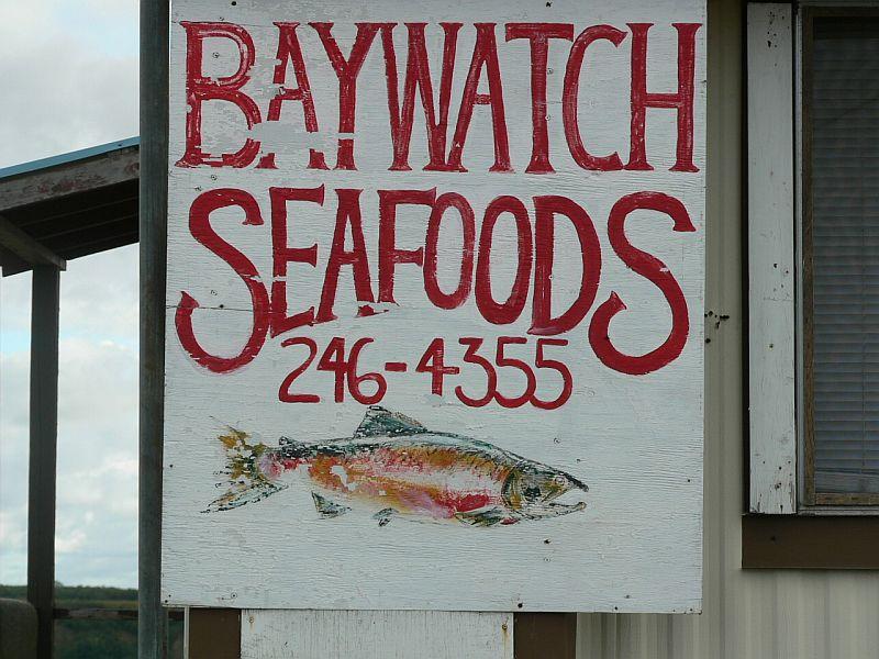 La pescuit in Alaska