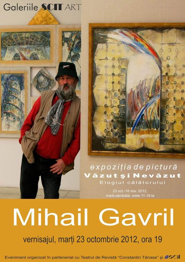 Mihail Gavril – Vazut si Nevazut