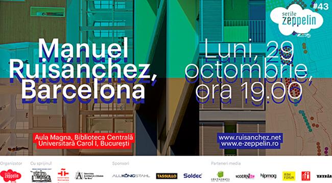 Serile Zeppelin 29 octombrie / Manuel Ruisanchez