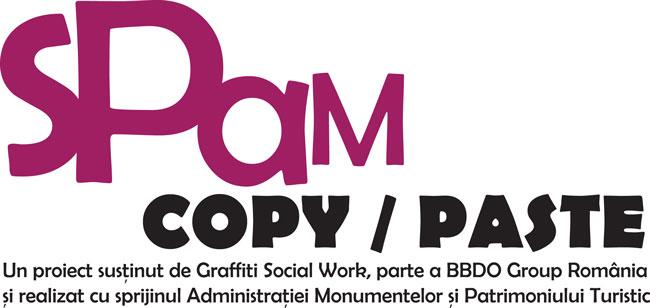 """Concurs de proiecte """"SPAM Copy / Paste"""" în Parcul Carol București"""