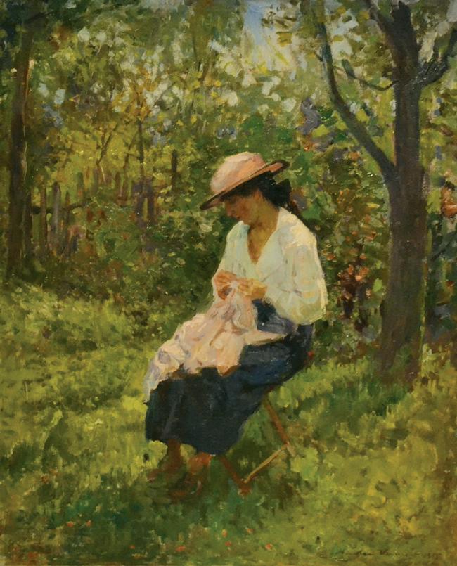 Goldart dezvăluie perioada de aur a picturii românești