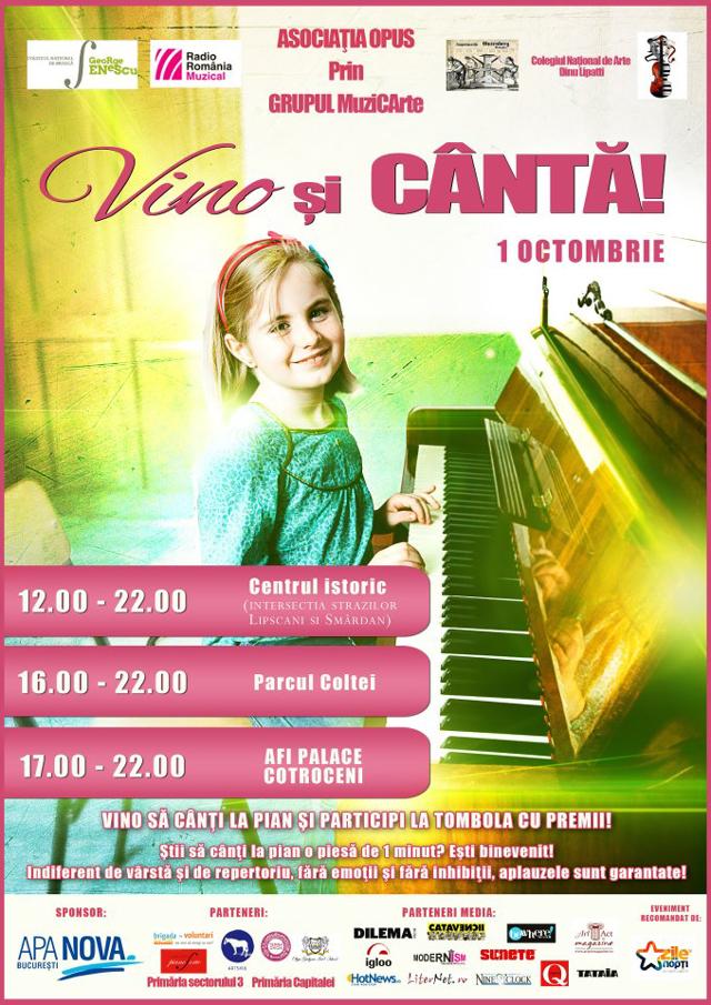 Festivalul Zilele Lipatti la București