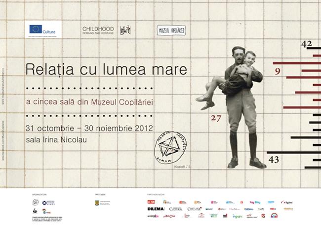 Muzeul Copilăriei – Relația cu lumea mare @ Muzeul Naţional al Ţăranului Român