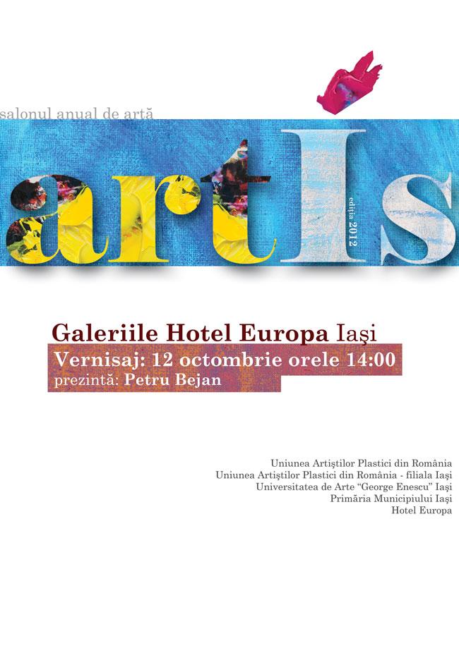 Salonul ARTIS 2012