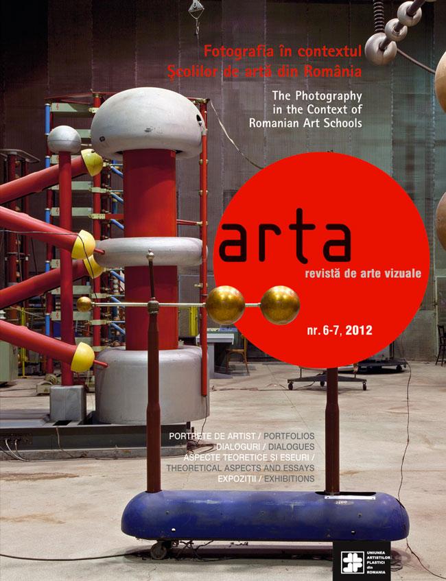 A apărut revista ARTA nr. 6-7