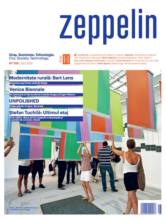 Zeppelin de octombrie