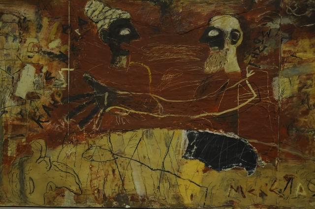 "Gheorghe I. Anghel ""Eroticon"" @ MNAC, Sala Dalles"