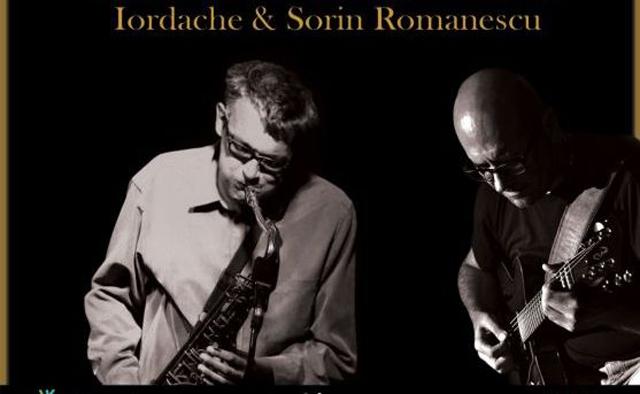 Jazzoponique: iordache & Sorin Romanescu @ Madame Pogany