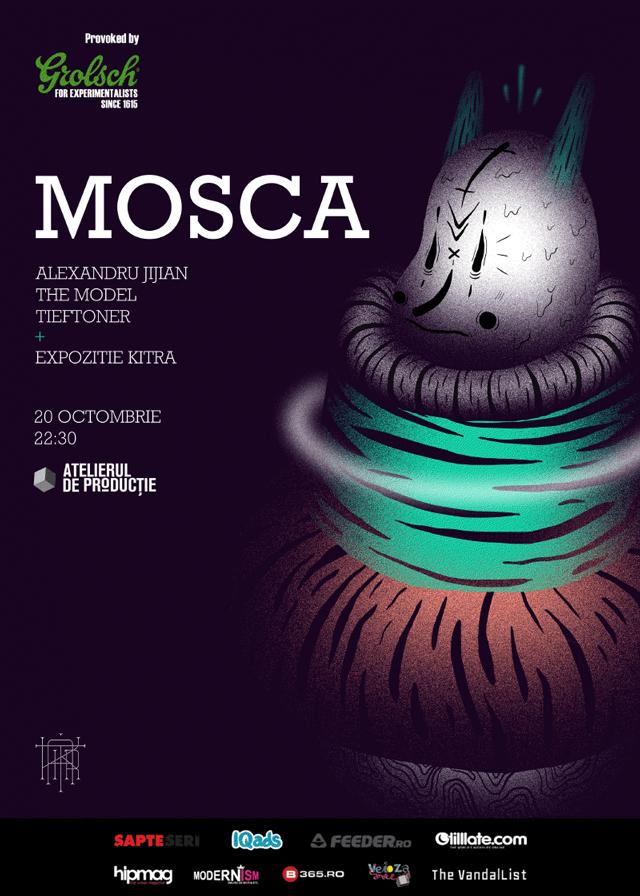 Nicu Duță – KITRA expune la Baba Oarba @ Atelierul de Producție București