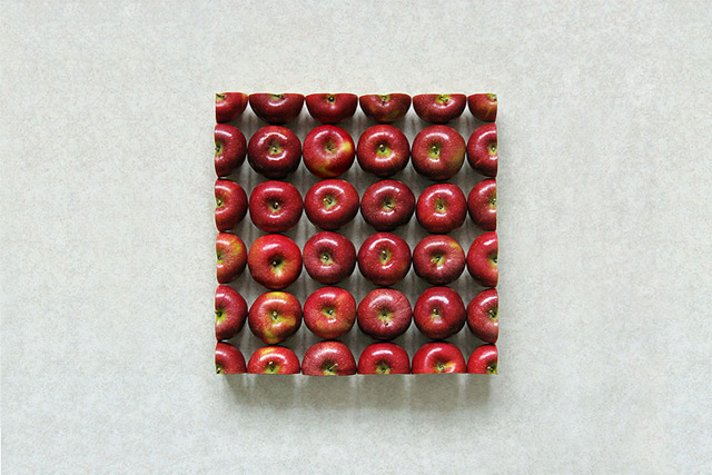 The Geometric Food Art of Sakir Gökçebag