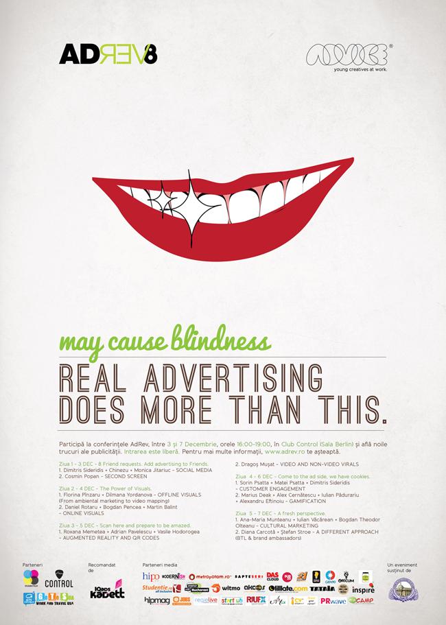 ADREV 8 aduce publicitatea mai aproape de tine