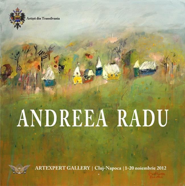 Andreea Radu @ ARTEXPERT GALLERY, Cluj-Napoca