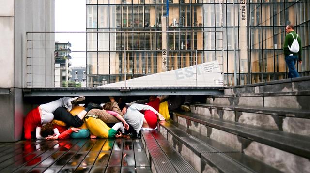 Performance-uri urbane în filmele de la BIEFF 2012