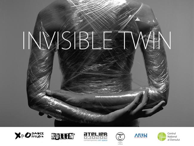 """""""Invisible Twin"""" – un experiment de dans și muzică electronică semnat de Sandra Mavhima"""