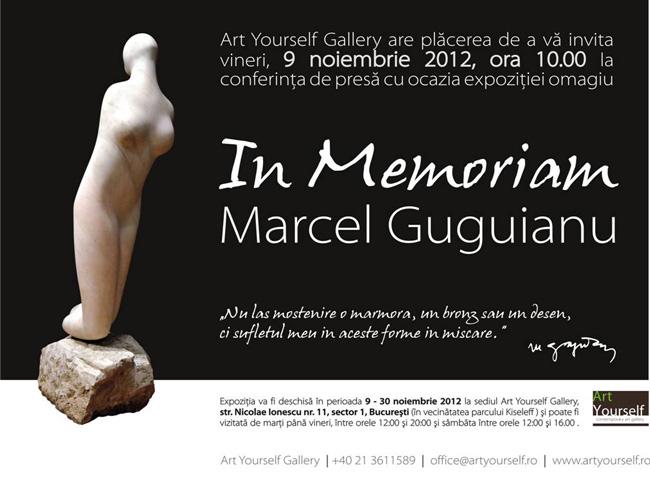 Falsuri ale operei sculptorului Marcel Guguianu pe piaţa de artă din România