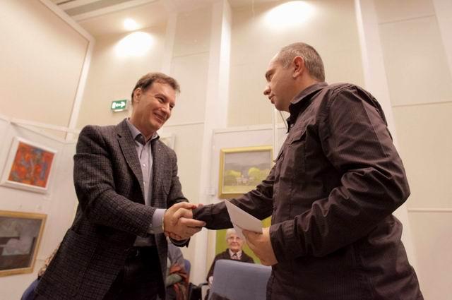 """Premiul pentru curatoriat """"Vasile Drăguţ"""", ediţia I (2012)"""