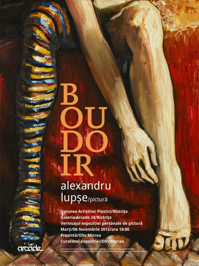 Alexandru Lupse – pictura